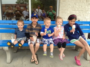 Gen 3 kids at the Meadows!