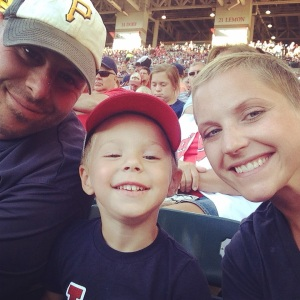 Mack's first Indians game