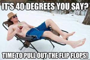 How it feels in Ohio right now...